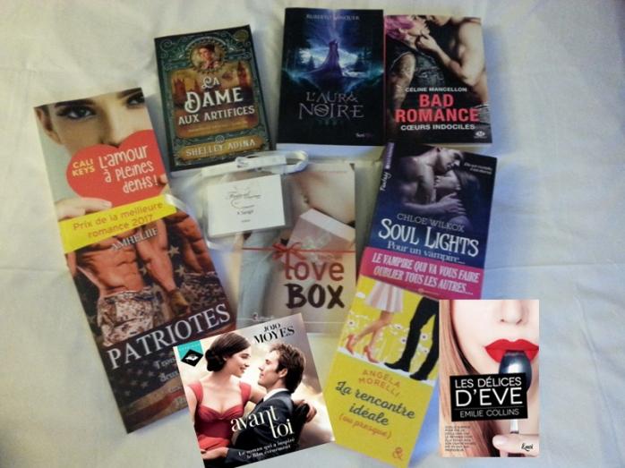 livres cadeaux
