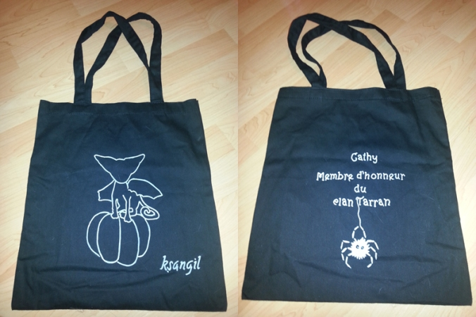 tote bag Clan Tarran