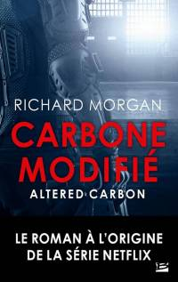 altered carbone le roman