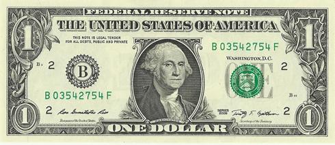 1 dollard