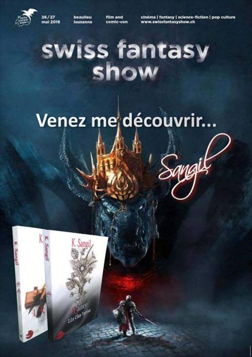 affiche swiss fantasyshow sangil
